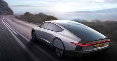 Lightyear One, la prima auto solare a lungo raggio