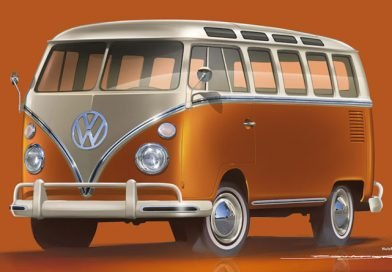 """Volkswagen farà risorgere l'iconico """"Bulli"""" in una versione 100% elettrica"""